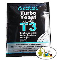 Турбо дрожжи Turbo Yeast Classic T3