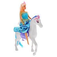 Кукла Люси со своей лошадкой, 29 см, Defa Lucy (8209)