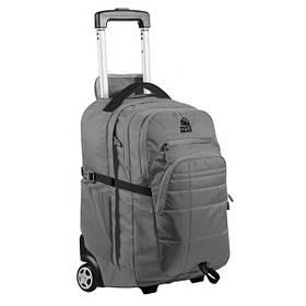 Сумка-рюкзак на колесах Granite Gear Trailster Wheeled 40 Flint/Black