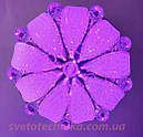 Люстра торт на 4 лампочки с LED подсветкой  А7101_400, фото 8