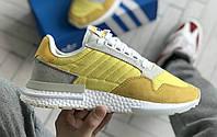 Кроссовки Adidas ZX 500 RM Yellow