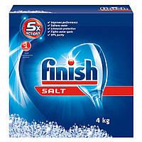 Средство для мытья посуды Finish соль для посудомоечных машин 4 кг (8594002687397)