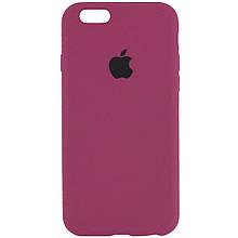 "Чехол Silicone Case Full Protective (AA) для Apple iPhone 6/6s (4.7"")"