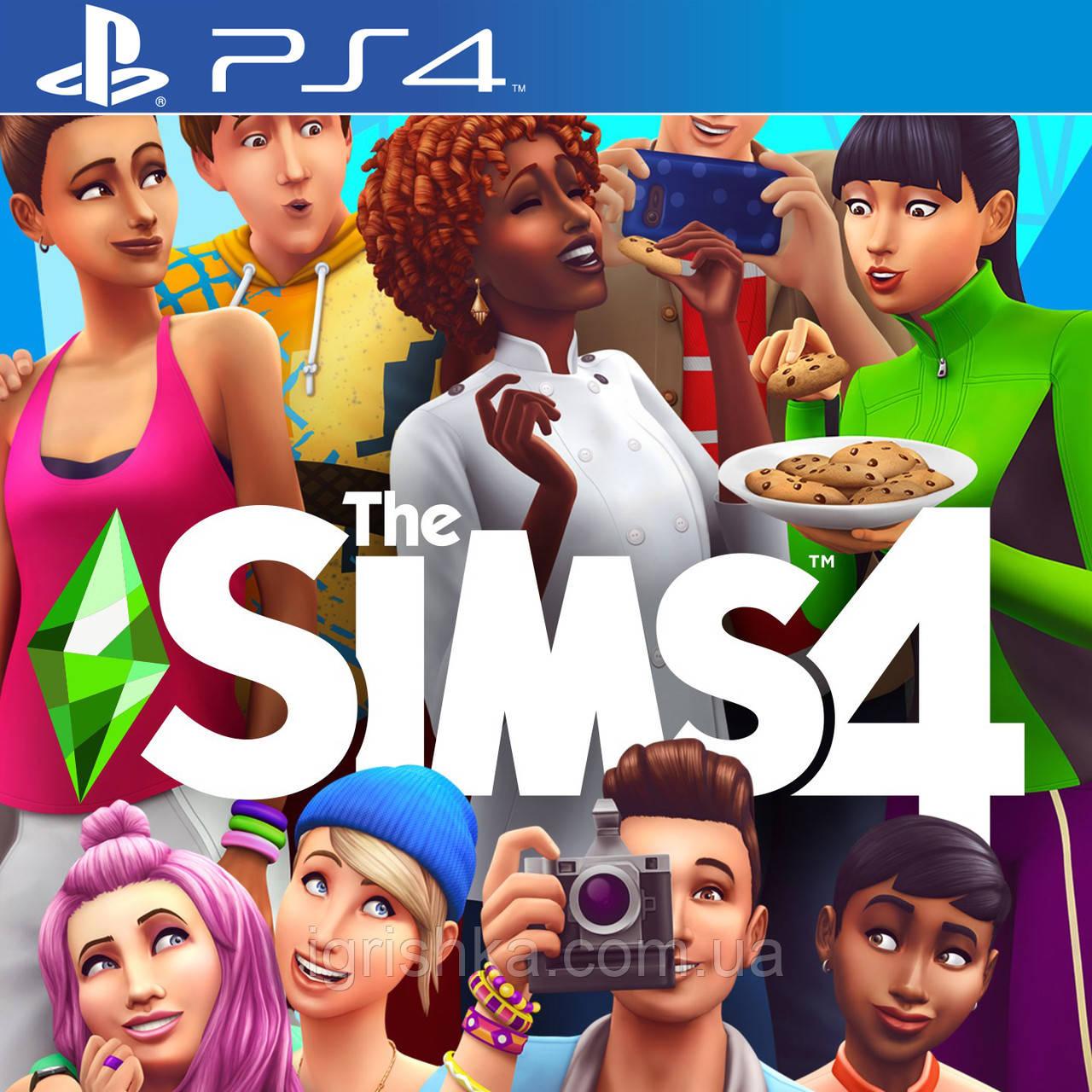 The Sims 4 Ps4 (Цифровий аккаунт для PlayStation 4)