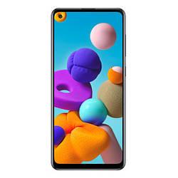 Смартфон Samsung Galaxy A217F A21s 3/32GB Black