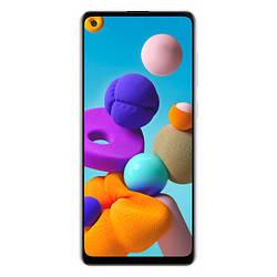 Смартфон Samsung Galaxy A217F A21s 3/32GB White