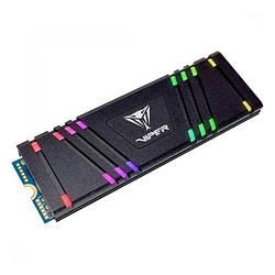Жорсткий диск внутрішній 256 GB SSD PATRIOT Viper VPR100 RGB (VPR100-256GM28H)