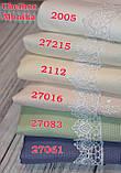 Равномерка Ubelhor Monika 27061 28 ct. Denim blue / синій джинсовий, фото 2
