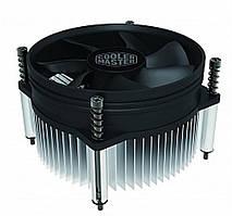 Кулер процессорный CoolerMaster i50 (RH-I50-20FK-R1), Intel:1156/1155/1151/1150, 95x95x60, 3-pin
