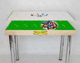 Стіл для роботи з конструктором демонстраційний (трансформер 2 в 1) Art&Play®