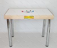 Стіл для роботи з конструктором демонстраційний (трансформер 2 в 1) Art&Play®, фото 4
