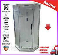 Гидромассажный бокс 90х90 см Veronis BN-090Р
