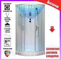 Гидромассажный бокс Veronis BN-090S 90х90х216 см