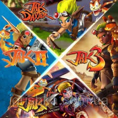 Коллекция Jak And Daxter Ps4 (Цифровой аккаунт для PlayStation 4) П3