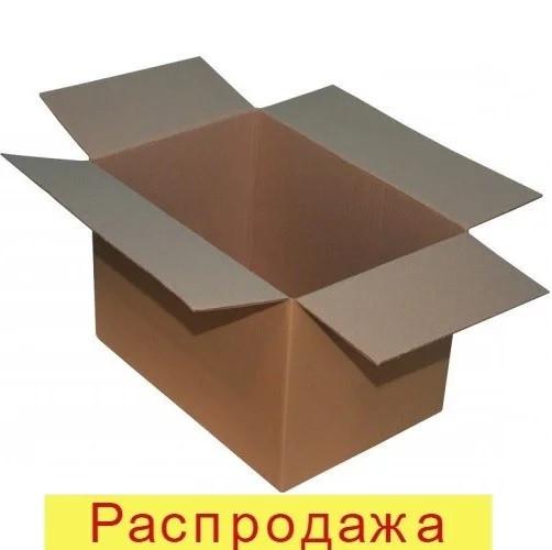 Картонная коробка 600 × 400 × 400 на 25 кг
