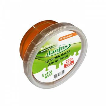 Danins Сахарная паста мануальная Extra (средняя), 250г