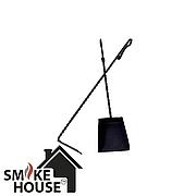 Кочерга и совок Smoke House