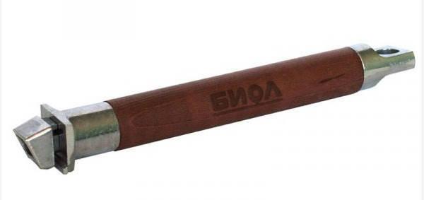 Ручка сковороды съемная деревянная Биол РС3001, фото 2