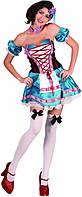 Карнавальный костюм Баварская девушка, арт. GT 003