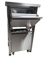 Стол для кофемашины из нерж стали AISI 430