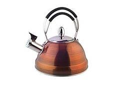 Чайник из нержавеющей стали Fissman Cairo 2,3 л KT-5910.2.3