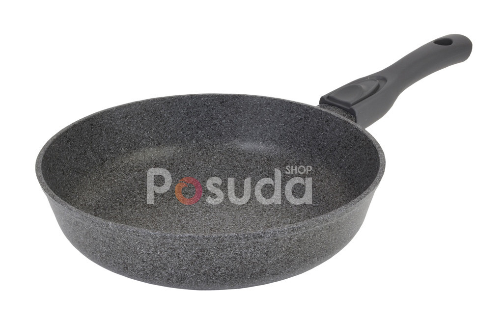 Сковорода антипригарная с индукционным дном Биол 26 см 26074И