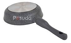 Сковорода антипригарная с индукционным дном Биол 26 см 26074И, фото 3