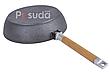 Сковорода чугунная Биол Классик высокая со съемной ручкой 26 см 0326, фото 2