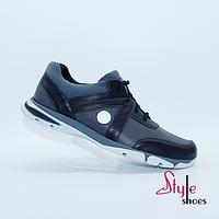 Мужские замшевые кроссовки модельные