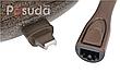 Сковорода-гриль Биол Гранит браун со съемной ручкой 26 см 26143П, фото 3