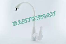 Смеситель для кухни из термопластичного пластика SW Brinex 007 W