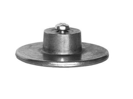Ручка крышки металлическая Биол малая Р-02, фото 2