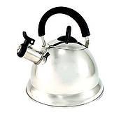 Чайник кухонный из нержавеющей стали Fissman ARMAN 3 л KT-5924.3.0