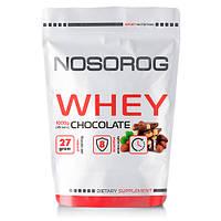 Протеин сывороточный Nosorog Whey шоколад, 1 кг