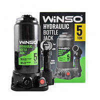 Домкрат бутылочный Winso 5T 185-355 мм