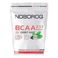 Nosorog BCAA 2:1:1 орбит минт, 400 гр