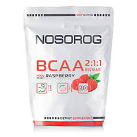 Nosorog BCAA 2:1:1 малина, 400 гр