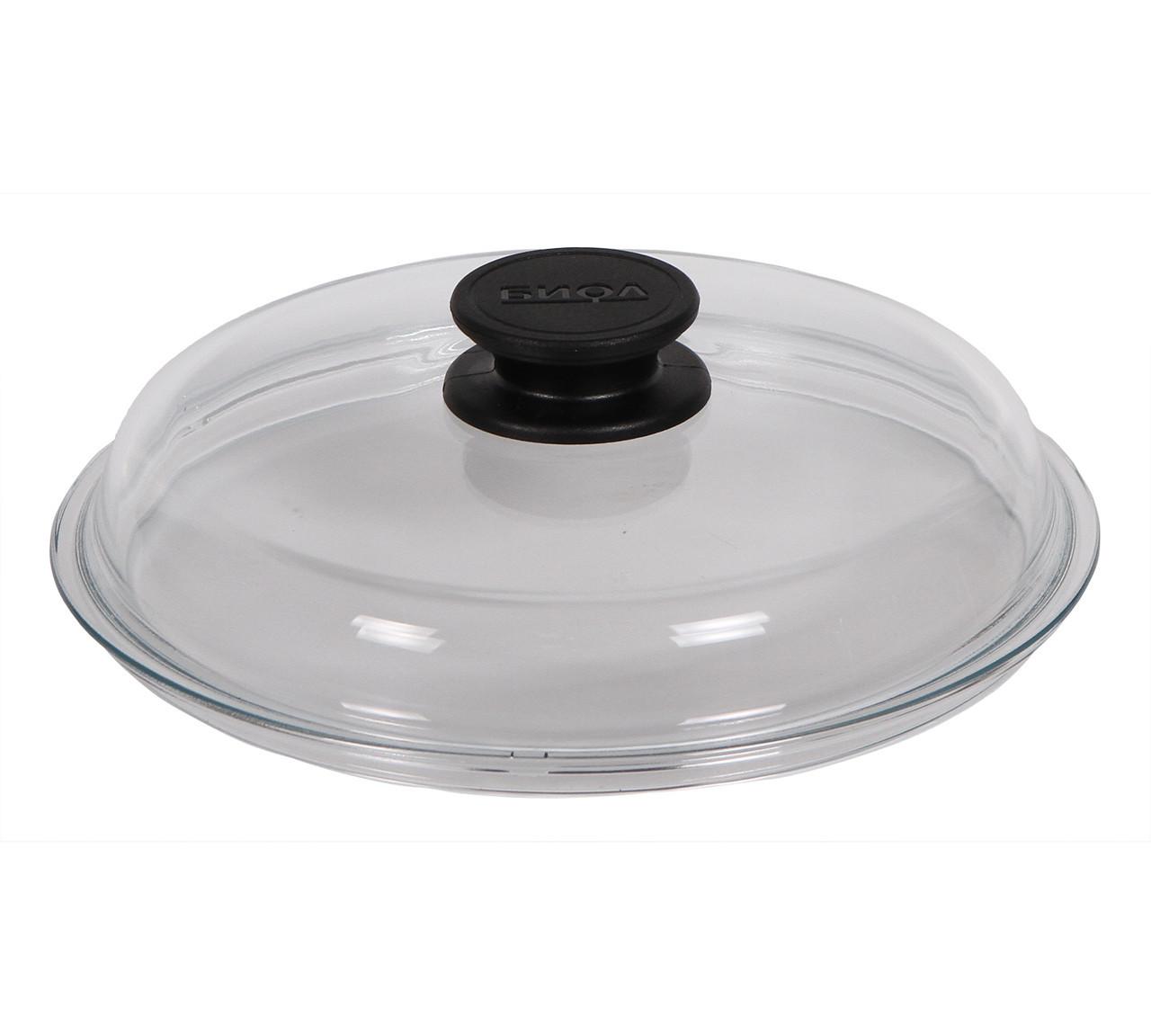 Крышка Биол стеклянная высокая ВК200
