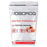 Комплексный протеин Nosorog Ultra Formula тоффи-карамель, 1 кг