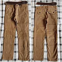 Котонові штани для хлопчиків Grace 116-146 p.p.