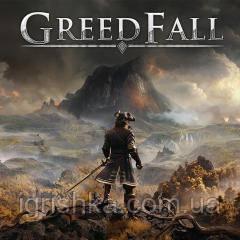 GreedFall Ps4 (Цифровой аккаунт для PlayStation 4)