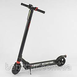 Электросамокат Best Scooter 83325 мощность 250W до 20 км скорость до 20 км/ч вес до 100 кг колеса 6,5 дюймов Черный