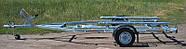 Оцинкованный одноосный прицеп для перевозки лодок до 5 м  Кияшко, фото 5