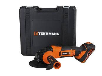 Угловая шлифовальная машина Tekhmann Tag-125/i20 kit, фото 2