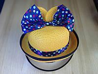 Шляпа детская с ушками минни микки