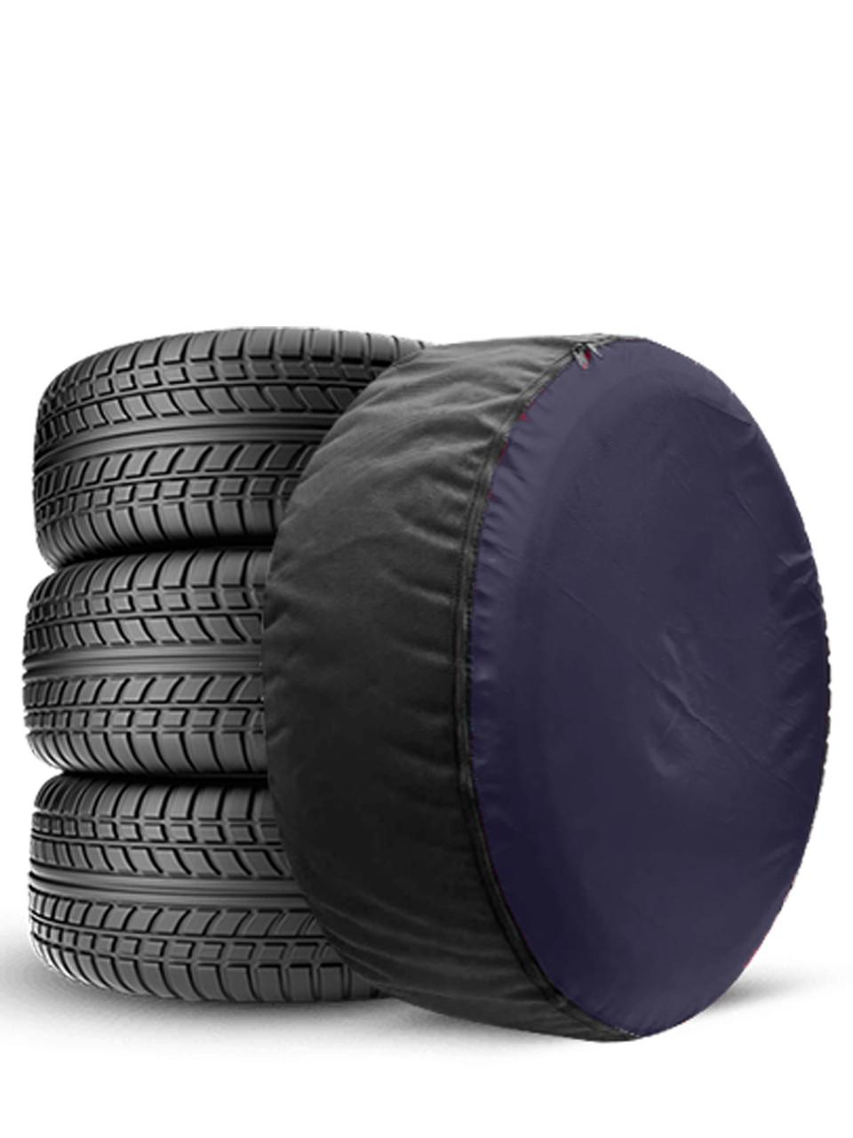 Чохол для запасного колеса Coverbag Full Protection XL синій