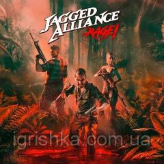 Jagged Alliance: Rage! Ps4 (Цифровий аккаунт для PlayStation 4)
