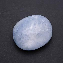 Камень сувенир Кальцит голубой ассорти цена за 100грамм