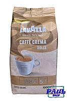 Кофе в зернах Lavazza Caffe Crema Dolce 1 кг Италия