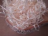 Наповнювач для подарунків дерев'яна стружка, фото 2